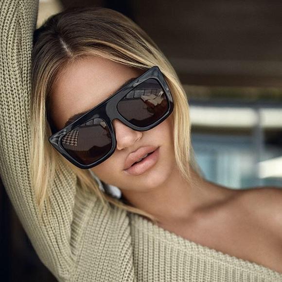 bc9d16ace6 Quay Australia Cafe Racer Sunglasses - Matte Black.  M 5ad20ad3a6e3eaf76a9f5450
